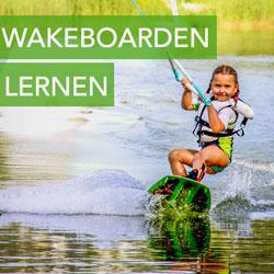 Wakeboarden lernen