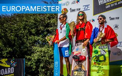 Daniel Fetz Europameister