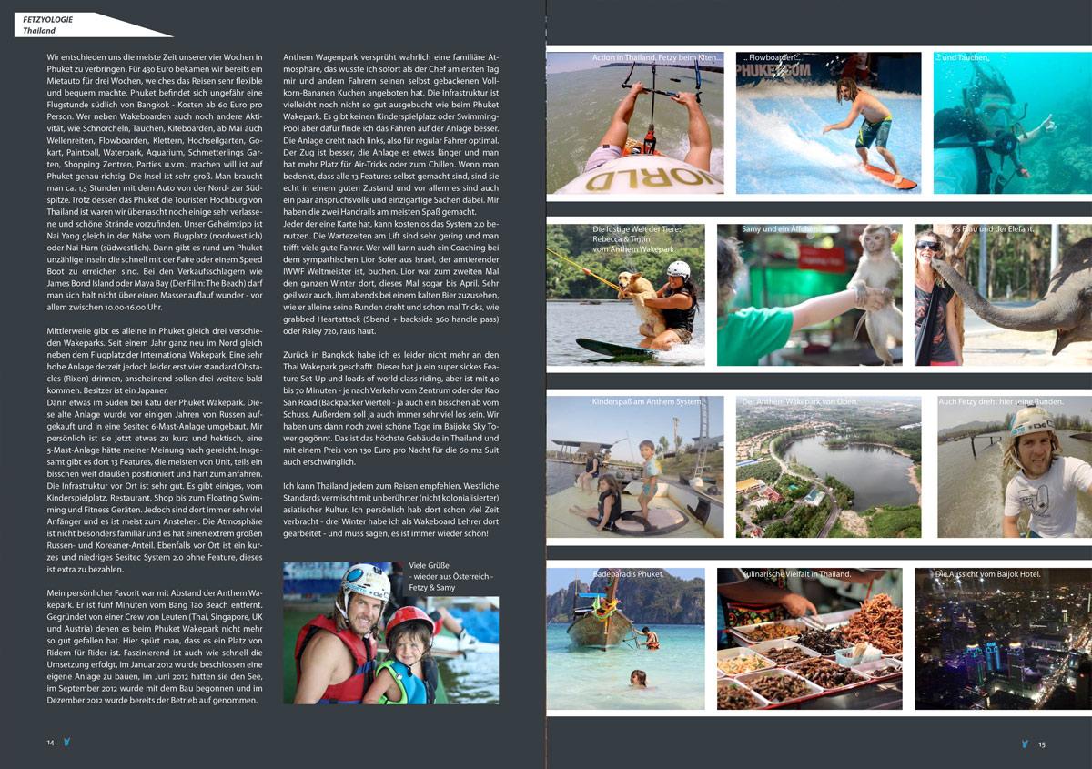Fetzyologie 15/1 Seite 3+4