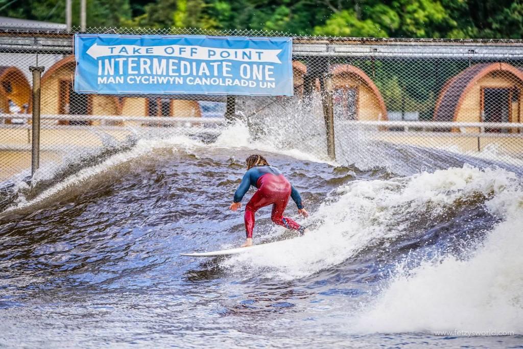 Surf Snowdonia Daniel Fetz