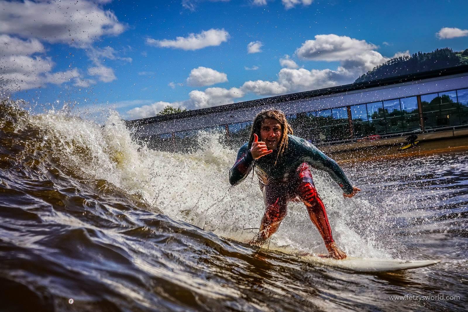 Surf Snowdonia Wavegarden