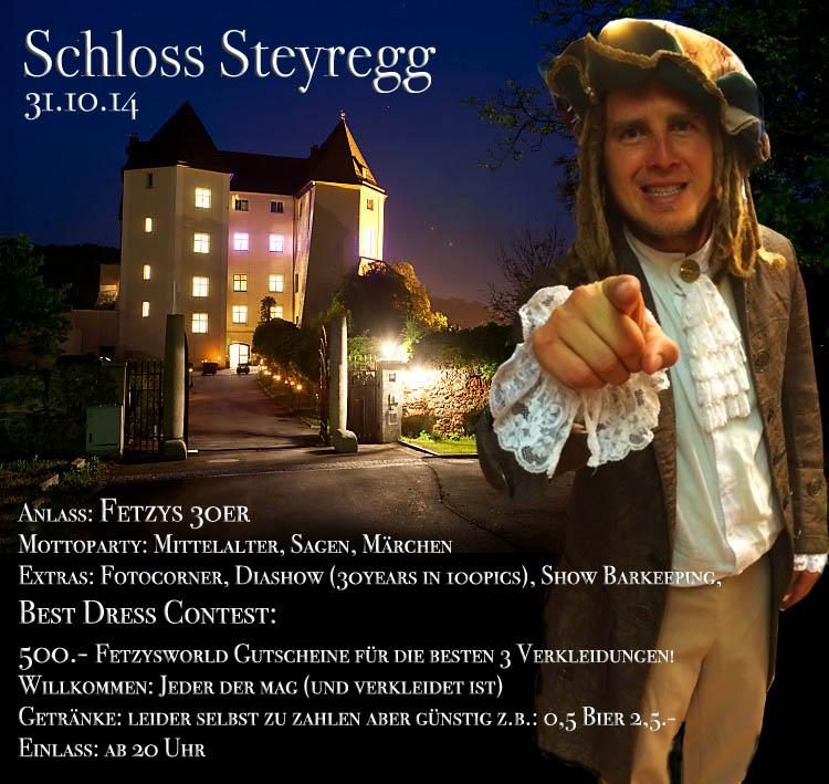 Schloss Steyregg Daniel Fetz 30er