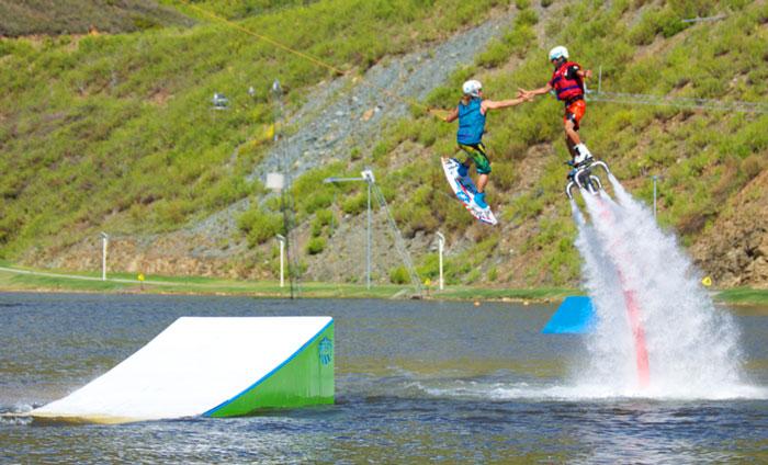 Daniel Fetz Flyboard
