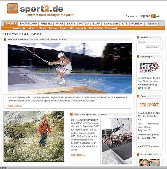 sport2.de