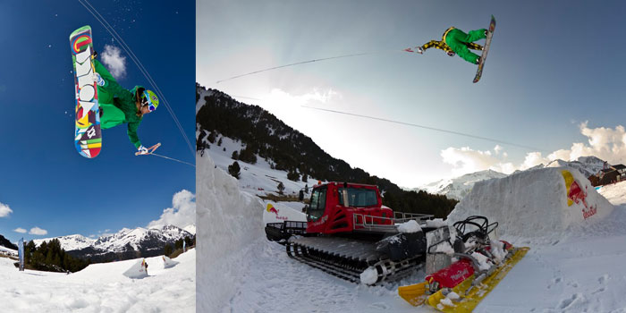 Andorra Red Bull  Projekt