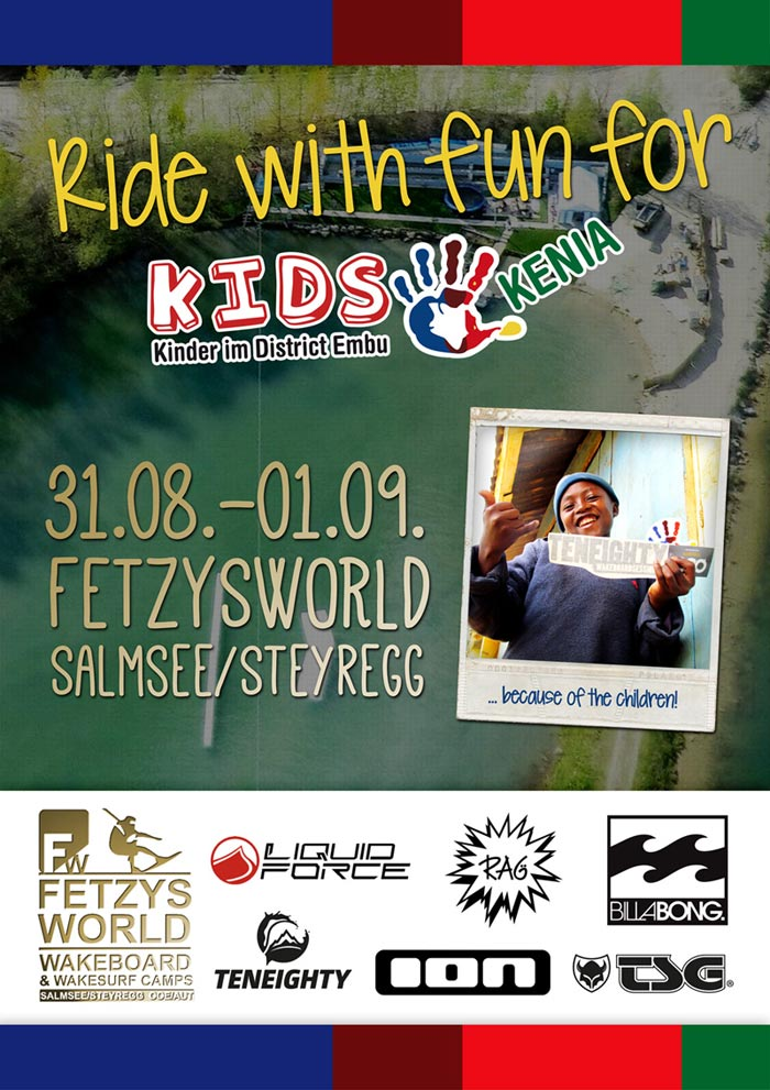 Ride with Fun Kids Kenia